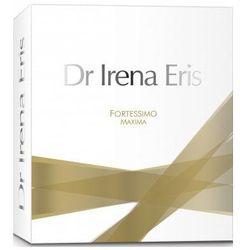 SET Dr Irena Eris Fortessimo Maxima (W) krem stymulująco-ujędrniający, na dzień SPF 10 50ml + regenerujący krem przeciwzmarszczkowy, na noc 30ml + ultra-krem przeciwzmarszczkowy pod oczy i na powieki 15ml