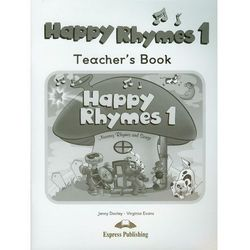 Happy Rhymes 1 Teachers Book (opr. miękka)