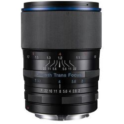 Laowa 105mm F2 Smooth Trans Focus Lens Sony E
