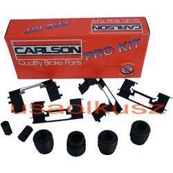 Zestaw osłon prowadnic przedniego zacisku hamulcowego Lincoln Town Car 2003-2009