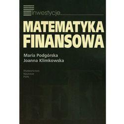 Matematyka finansowa (opr. miękka)