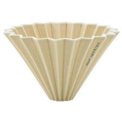 Origami dripper M Beżowy - Matowy