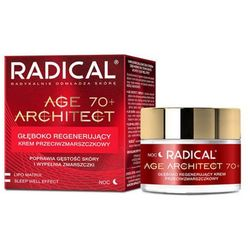 Farmona RADICAL AGE ARCHITECT 70+ Głęboko regenerujący krem przeciwzmarszczkowy