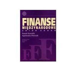 Finanse międzynarodowe Zbiór zadań (opr. miękka)