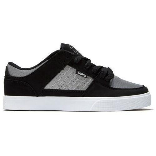 Męskie obuwie sportowe, buty OSIRIS - Protocol Black/Ref/White (2672)