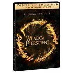 Władca Pierścieni: Filmowa Trylogia. Opakowanie Viva (DVD) - Peter Jackson. DARMOWA DOSTAWA DO KIOSKU RUCHU OD 24,99ZŁ