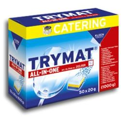Kleen Trymat All In One - Tabletki do zmywarki