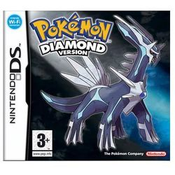 Pokémon Diamond - Nintendo DS - RPG