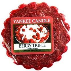 Wosk Zapachowy - Berry Trifle - 22g - Yankee Candle