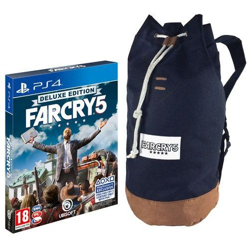 Gry na PS4, Far Cry 5 (PS4)