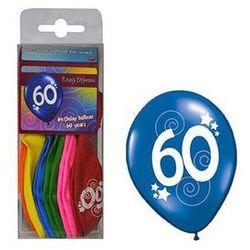 Balony z nadrukiem 60 - 30 cm - 12 szt.