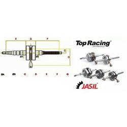 Wał Korbowy TOP RACING STANDARD Kymco S9/B&W/Dink WAJ6030012