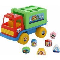 Pozostałe zabawki, Sorter kształtów Ciężarówka Zabawa