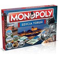 Gry dla dzieci, Monopoly edycja Toruń - Hasbro. DARMOWA DOSTAWA DO KIOSKU RUCHU OD 24,99ZŁ