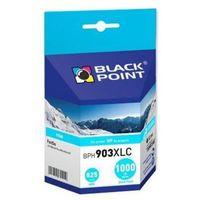 Tusze do drukarek, BPH903XLC Zamiennik HP 903XL (T6M03AE) Wkład atramentowy BLACK POINT