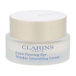 Clarins Extra Firming Wrinkle Smoothing Cream krem pod oczy 15 ml tester dla kobiet