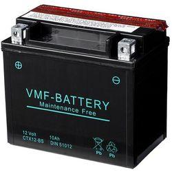VMF Powersport Akumulator Liquifix 12 V 10 Ah MF YTX12-BS Darmowa wysyłka i zwroty