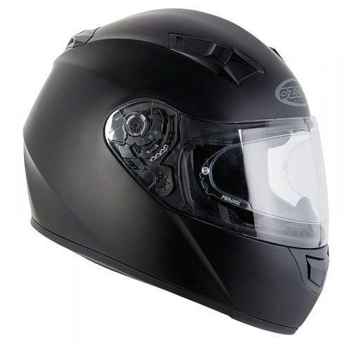 Kaski motocyklowe, KASK OZONE INTEGRALNY RD-01 PINLOCK READY BLACK MATT