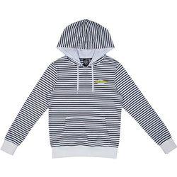 bluza SANTA CRUZ - Oval Dot Hood Black/White (BLACK-WHITE)