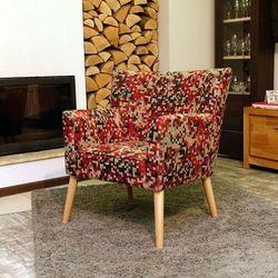 Piksel fotel tapicerowany