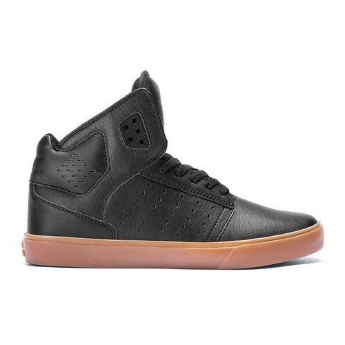 Męskie obuwie sportowe, buty SUPRA - Atom Black-Gum (BGM) rozmiar: 41