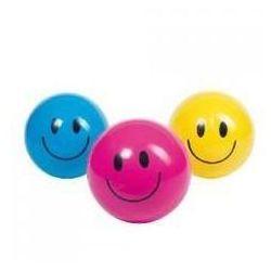 Piłka, uśmiech, 3 kolory