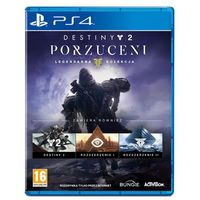 Gry na PS4, Destiny 2 (PS4)