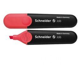 Schneider Zakreślacz Job Czerwony - WIKR-948094 Darmowy odbiór w 21 miastach!