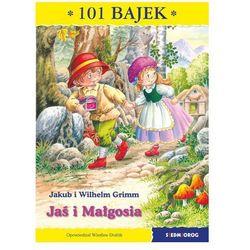 Jaśi Małgosia 101 bajek - Wilhelm Grimm, Jakub Grimm