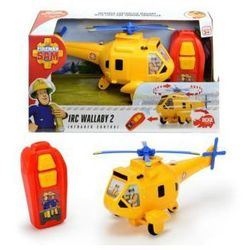 Helikopter Wallaby 2 na podczerwień Strażak Sam. Darmowy odbiór w niemal 100 księgarniach!
