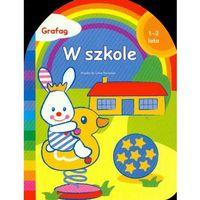Książki dla dzieci, W szkole (opr. kartonowa)