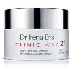 Dr Irena Eris CLINIC WAY 2° Rewitalizacja retinoidalna 40+ krem na dzień 50ml