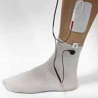 Pozostałe artykuły medyczne, Skarpeta przewodząca RoovJoy do elektrostymulacji stopy