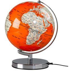Globus Świecący Light up my World Orange