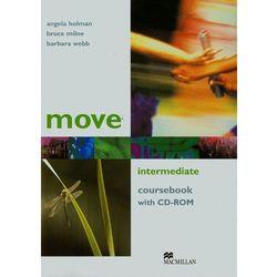 Move Intermediate Student's Book (podręcznik) with CD-ROM (opr. broszurowa)