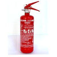 Sprzęt przeciwpożarowy, Gaśnica proszkowa 2kg GP-2x ABC GZWM