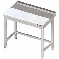 Stół przyścienny z płytą polietylenową 800x700x850 mm | STALGAST, 980587080