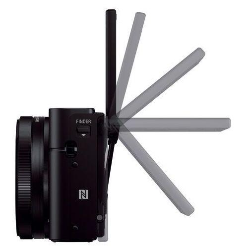 Aparaty kompaktowe, Sony Cyber-Shot DSC-RX100