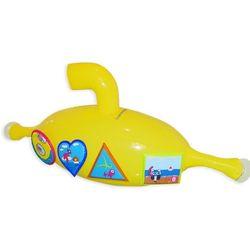 Żółta łódź podwodna Beezeebee Bee017