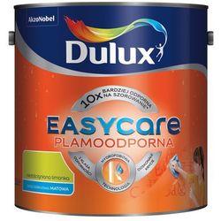 Farba Dulux EasyCare niedościgniona limonka 2 5 l
