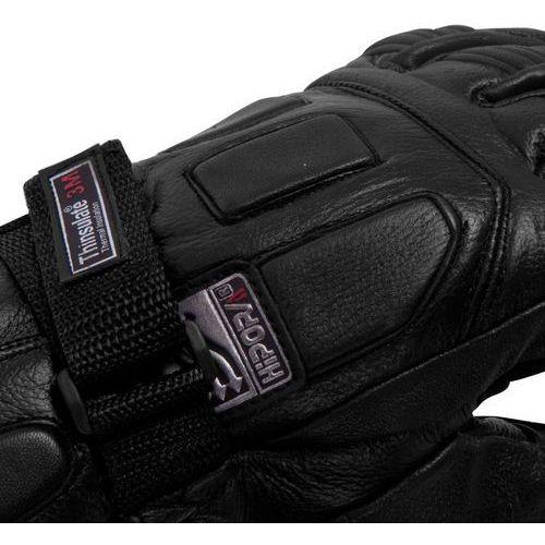Rękawice motocyklowe, Rękawice motocyklowe W-TEC Freeze 190, Czarny, L