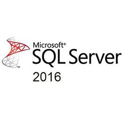 Microsoft SQL Server 2016 Standard + 75 User Cals