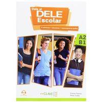 Książki do nauki języka, Dale al dele Escolar A2-B1 książka + online - Puertas Ernesto, Tudela Nitzia (opr. miękka)
