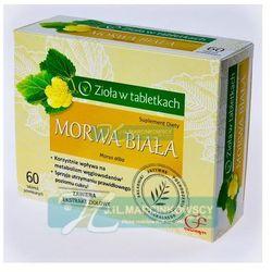 Morwa Biala, tabl.powl., 60 szt