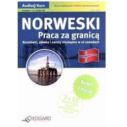 Norweski. praca za granicą (książka + 3 cd)