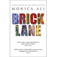 Książki do nauki języka, Brick Lane (opr. miękka)