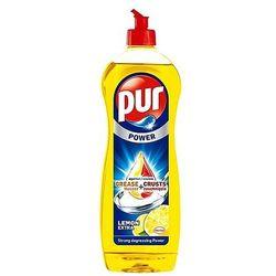 Płyn do naczyń PUR cytrynowy 0,9L