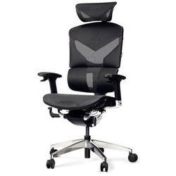 Fotel DIABLO CHAIRS V-Dynamic Antracytowy DARMOWY TRANSPORT