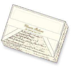 Papeteria box 10 kartek i 10 kopert