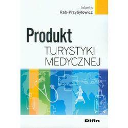 Produkt turystyki medycznej (opr. miękka)